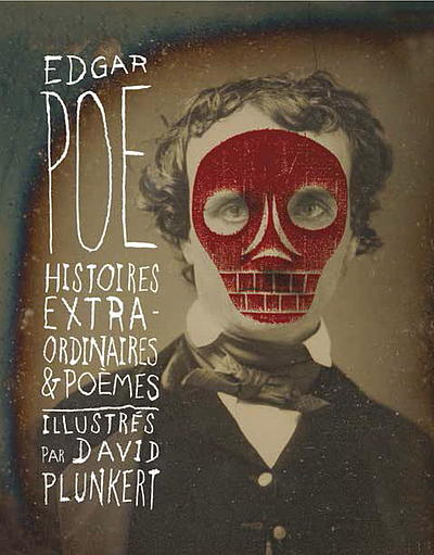 David Plunkert illustre Edgar Poe