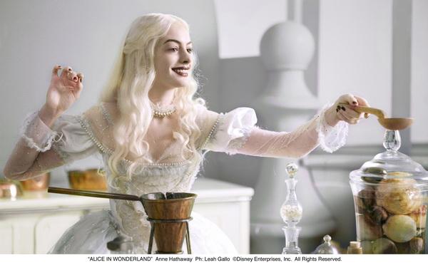 Reine Blanche  dan...