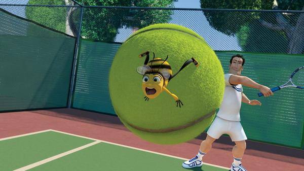 Drôle tennis de table vidéo  Tennis de Table