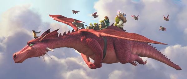 Voyage en dragon