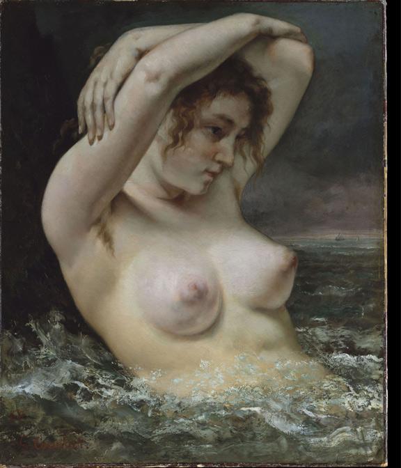 Обнаженные натуры в творчестве великих художников (Избранное) (100 работ) .