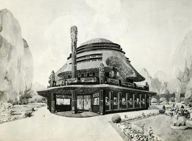 1925 Art Deco Architecture