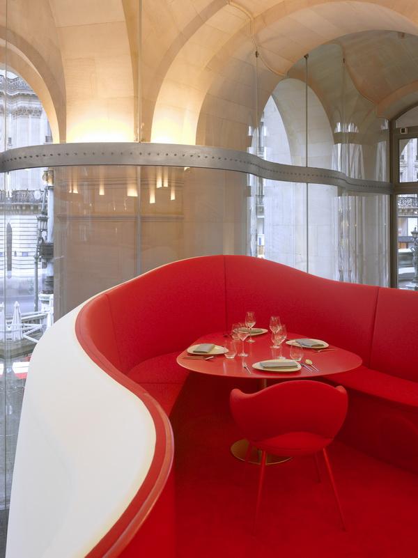 Odile decq - Cafe de l opera garnier ...