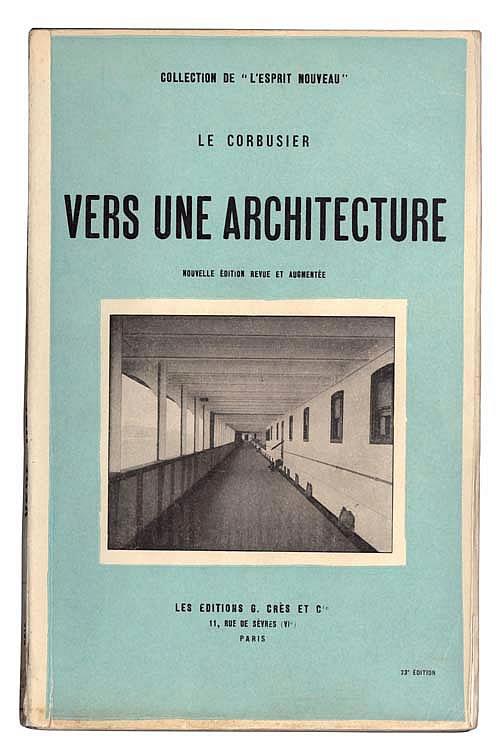 Le corbusier for Une architecte