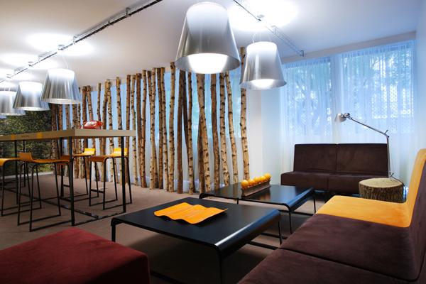 Amenagement de bureaux design envie de bureaux design plantes