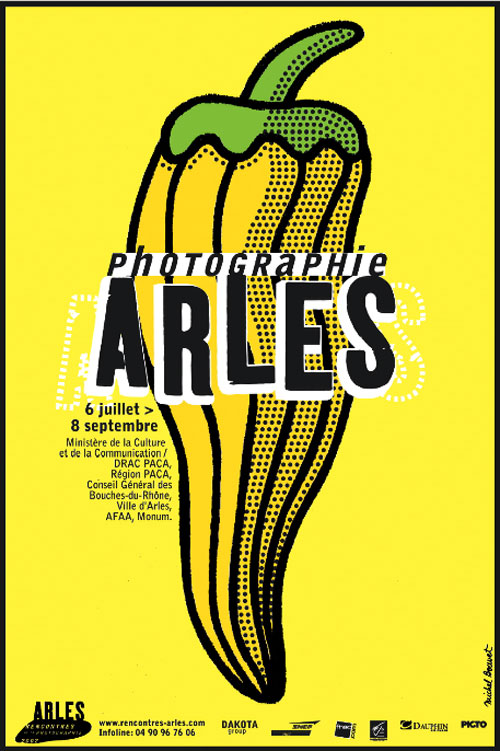 Rencontre photo arles affiche