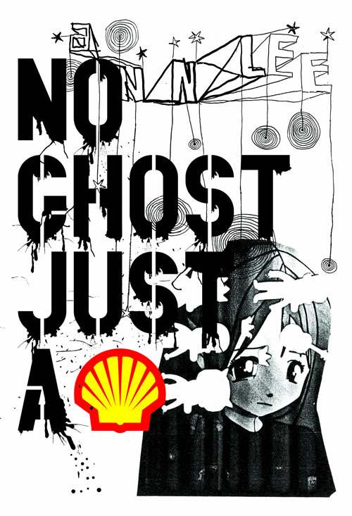 """""""No Ghost Just A Shell [Reproduction], 2008"""