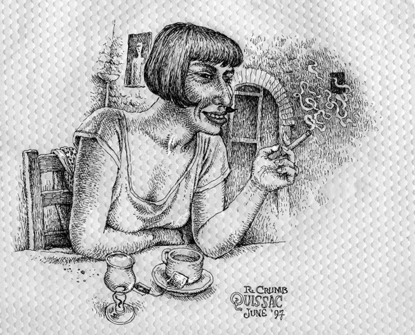 robert crumb essays And even personal levels, robert crumb's autobiographical work captures the spirit of the confessional poets diane wood middlebrook's essay what was confessional poetry.